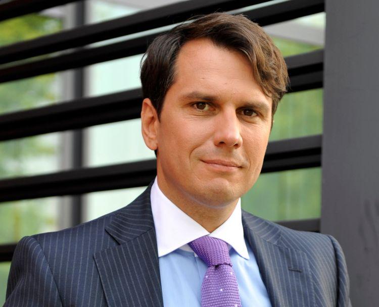 Filip Rybacki, prezes spółki Dzisiejszy Dom