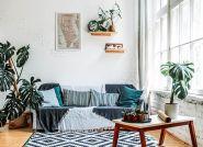 Domowe tekstylia jako wsparcie aranżacji pomieszczenia