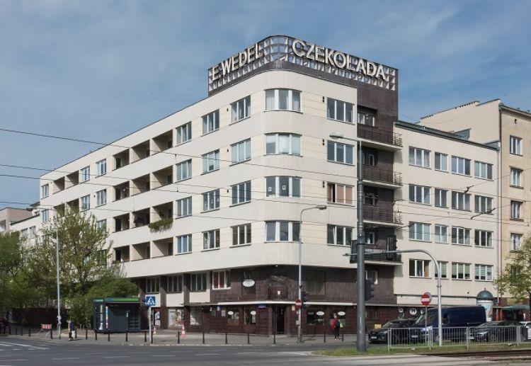 Dom Wedla, Warszawa, źródło: Wikipedia