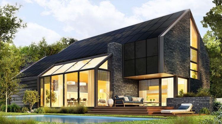 SunRoof wykorzystują energię słoneczną do generowania energii elektrycznej dla Twojego domu.