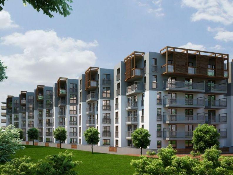 Nowe mieszkanie Kraków 130.20m2, mieszkanie na sprzedaż