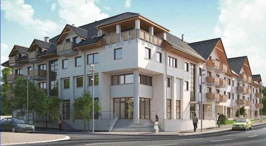 Murapol- ul. Grunwaldzka- ostatnie, gotowe mieszkania w centrum Bielska-Białej