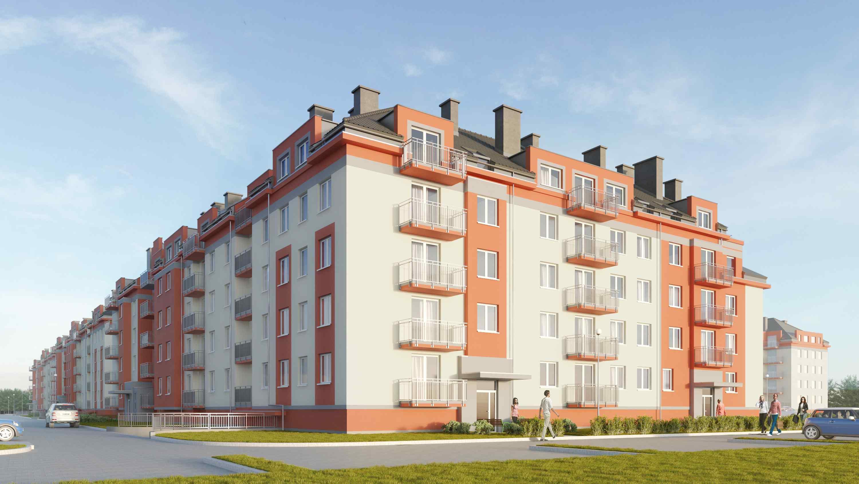 Nowe mieszkanie Wrocław 85.97m2, mieszkanie na sprzedaż