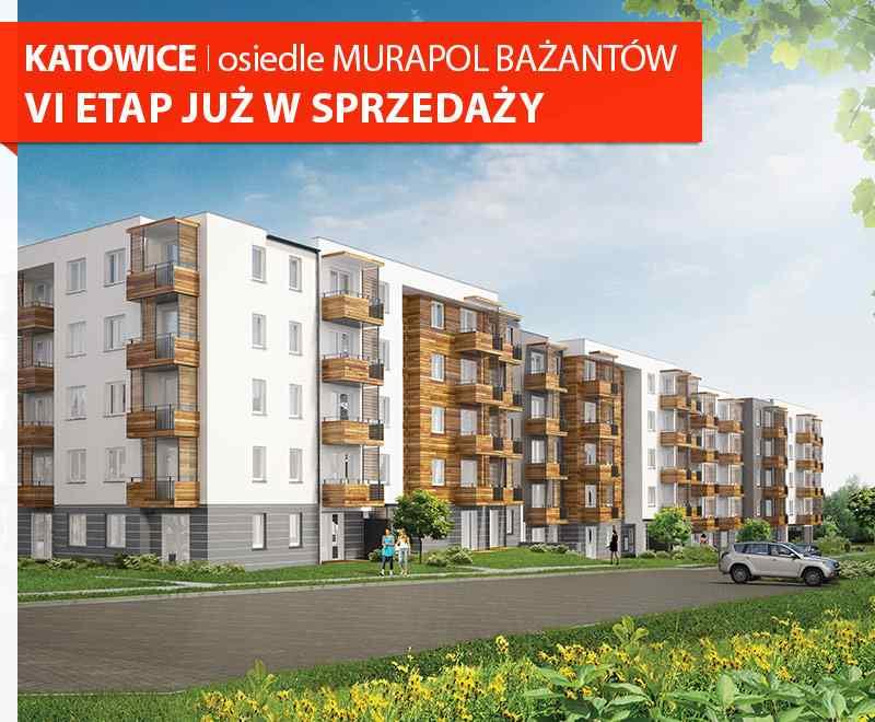 Murapol- Osiedle Murapol Bażantów- nowe mieszkanie już od 494 zł/miesięcznie