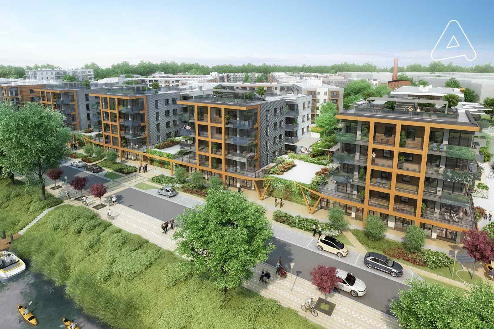 Nowe mieszkanie Wrocław 79.20m2, mieszkanie na sprzedaż