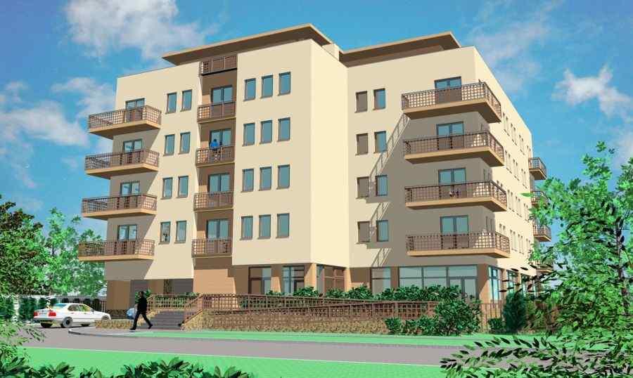Nowe mieszkanie Warszawa 75.83m2, mieszkanie na sprzedaż