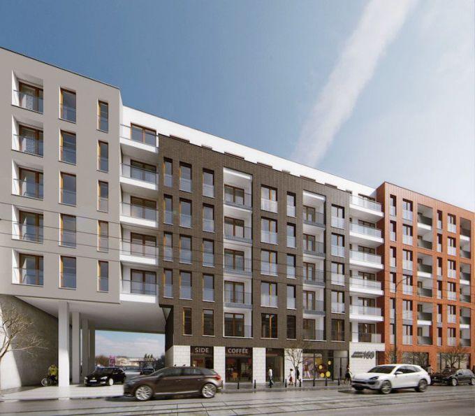 Nowe mieszkanie Wrocław 26.80m2, mieszkanie na sprzedaż