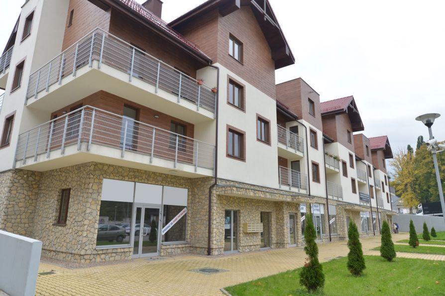 Lokal użytkowy Polanica-Zdrój 244.00m2, lokal użytkowy na sprzedaż