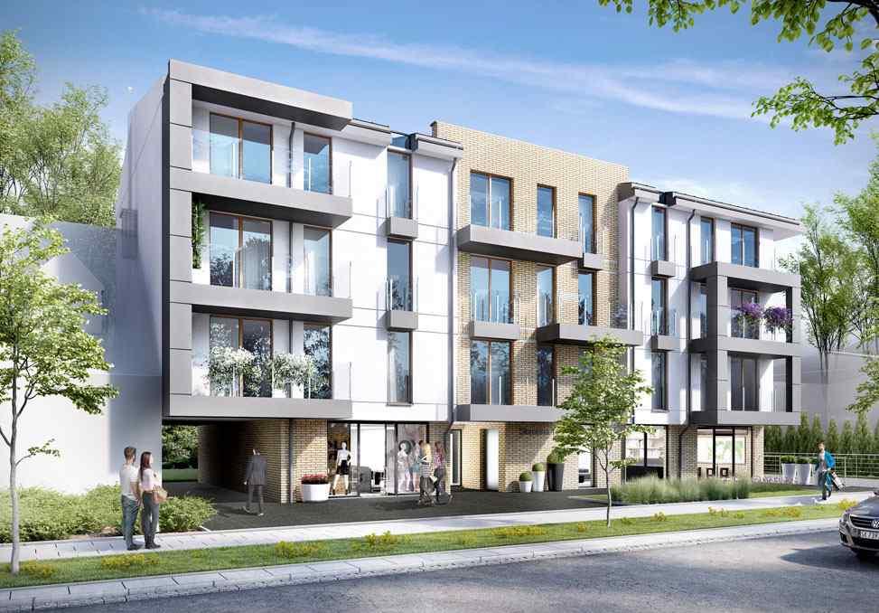 Apartamenty Słomiana 14