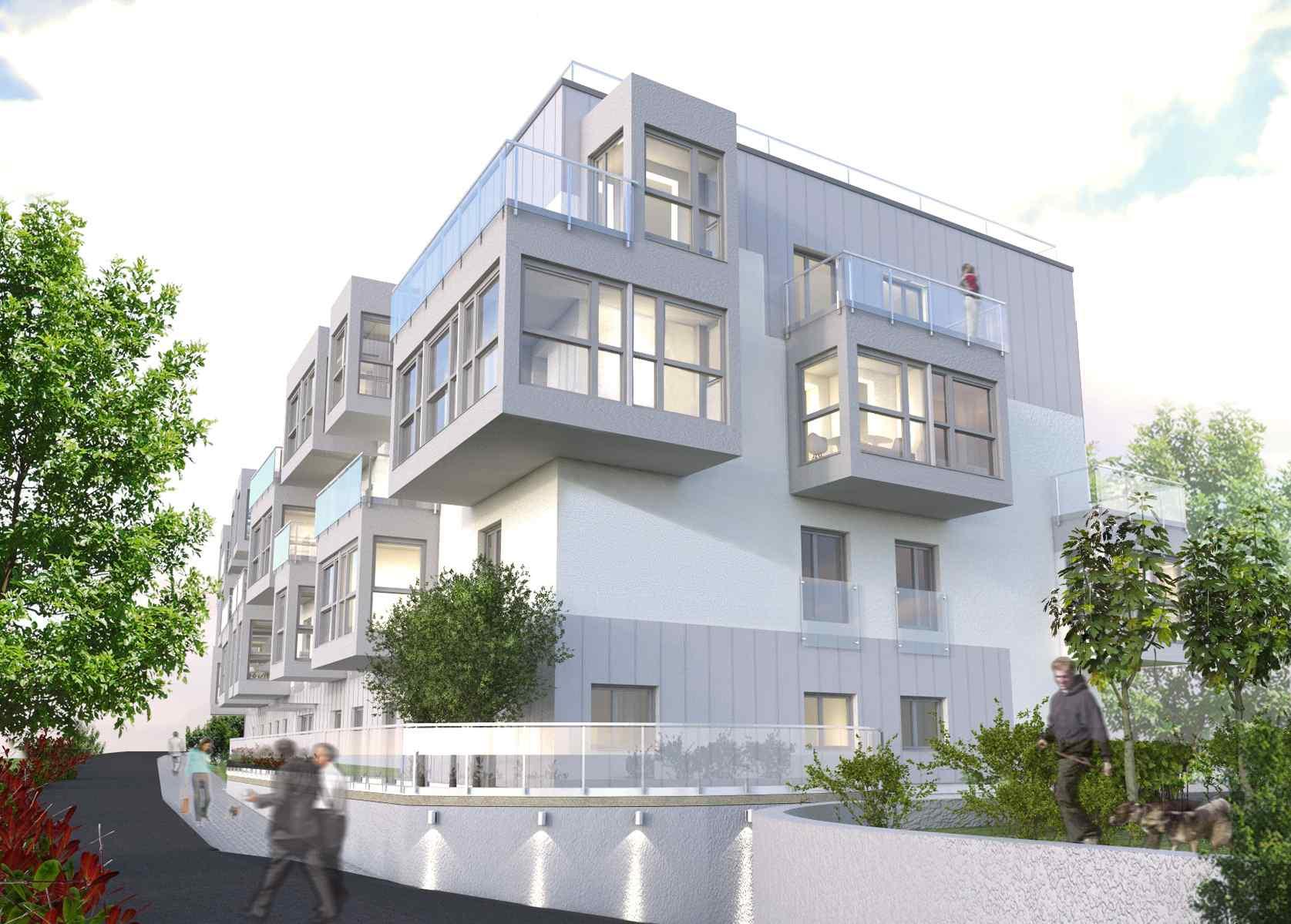 SUCHA Office Apartments