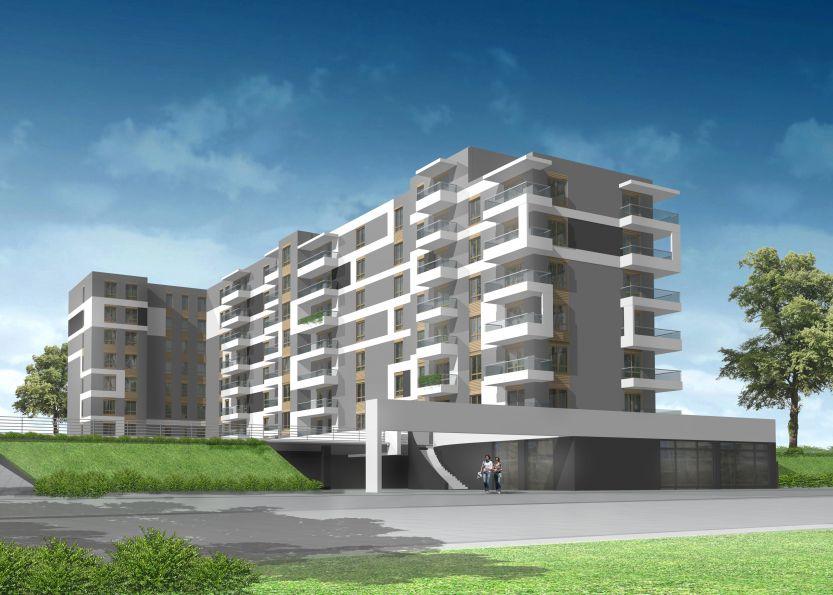 Nowe mieszkanie Kielce 64.53m2, mieszkanie na sprzedaż