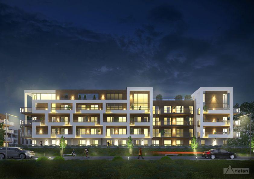 Nowe mieszkanie Kielce 77.08m2, mieszkanie na sprzedaż