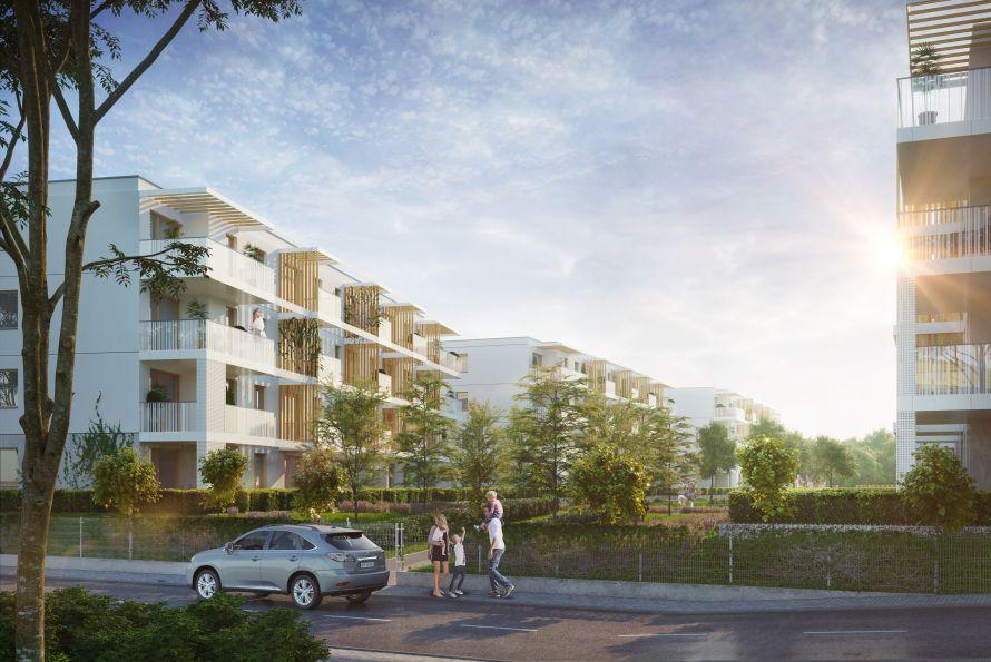 Nowe mieszkanie Kraków 59.80m2, mieszkanie na sprzedaż