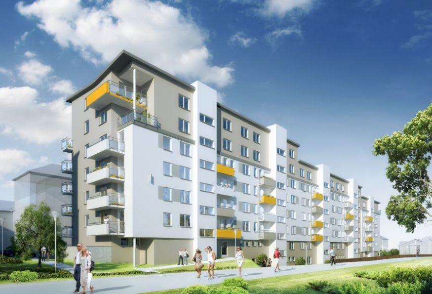 Nowe mieszkanie Kraków 55.34m2, mieszkanie na sprzedaż