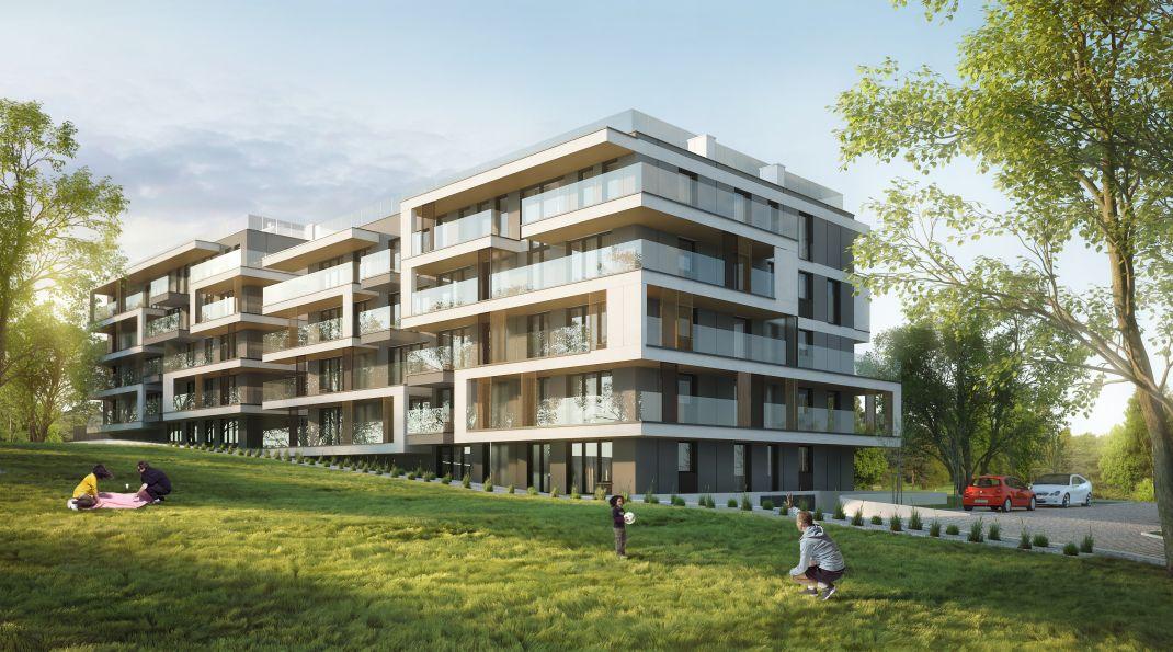 Nowe mieszkanie Kraków 38.70m2, mieszkanie na sprzedaż