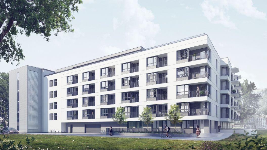 Nowe mieszkanie Kraków 40.76m2, mieszkanie na sprzedaż