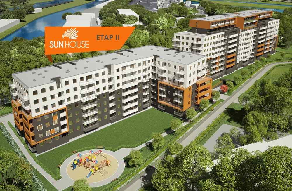 Nowe mieszkanie Wrocław 45.81m2, mieszkanie na sprzedaż