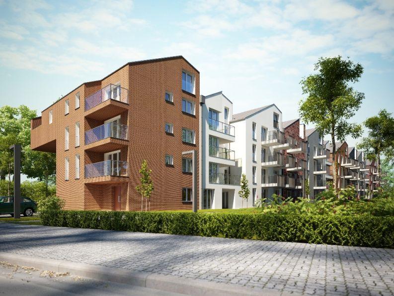 Nowe mieszkanie Kraków 54.69m2, mieszkanie na sprzedaż