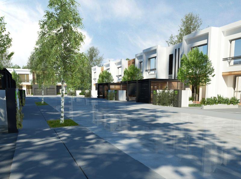 Nowy dom Skierniewice 125.12m2, dom na sprzedaż