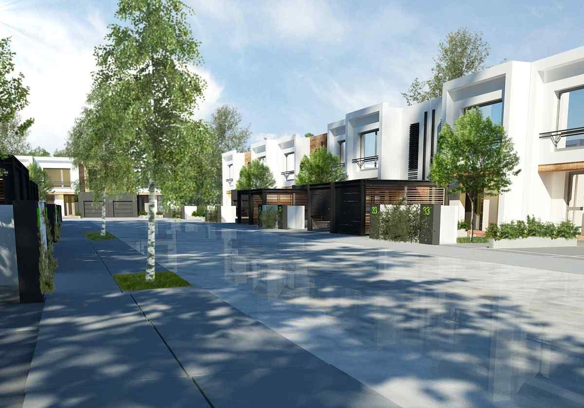 Nowy dom Skierniewice 163.22m2, dom na sprzedaż