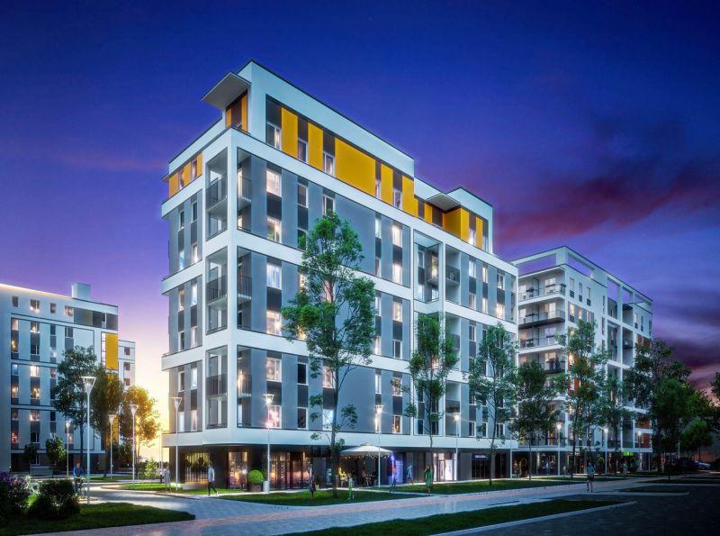 Nowe mieszkanie Warszawa 30.78m2, mieszkanie na sprzedaż
