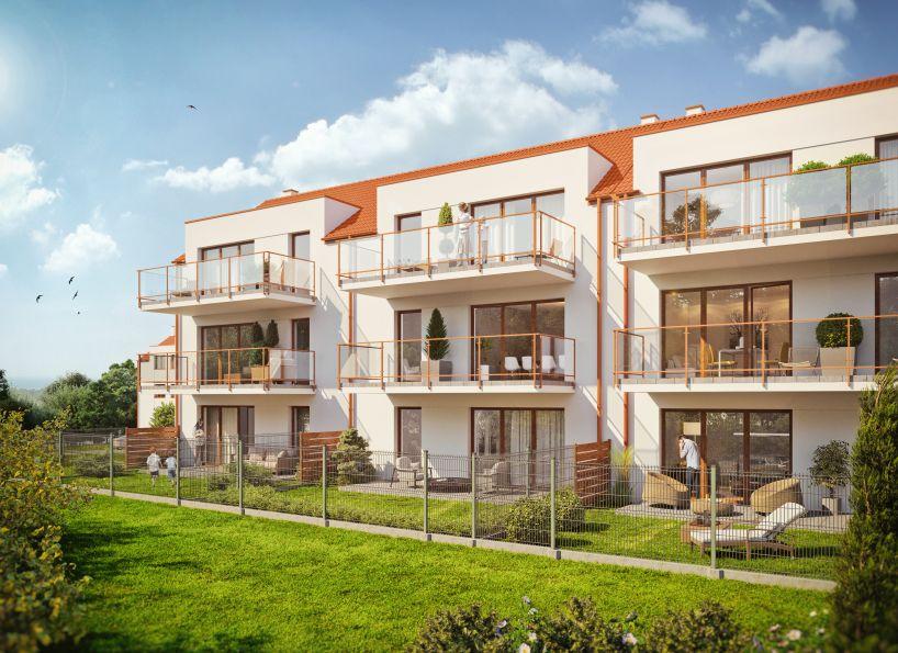 Nowe mieszkanie Wieliczka 55.17m2, mieszkanie na sprzedaż
