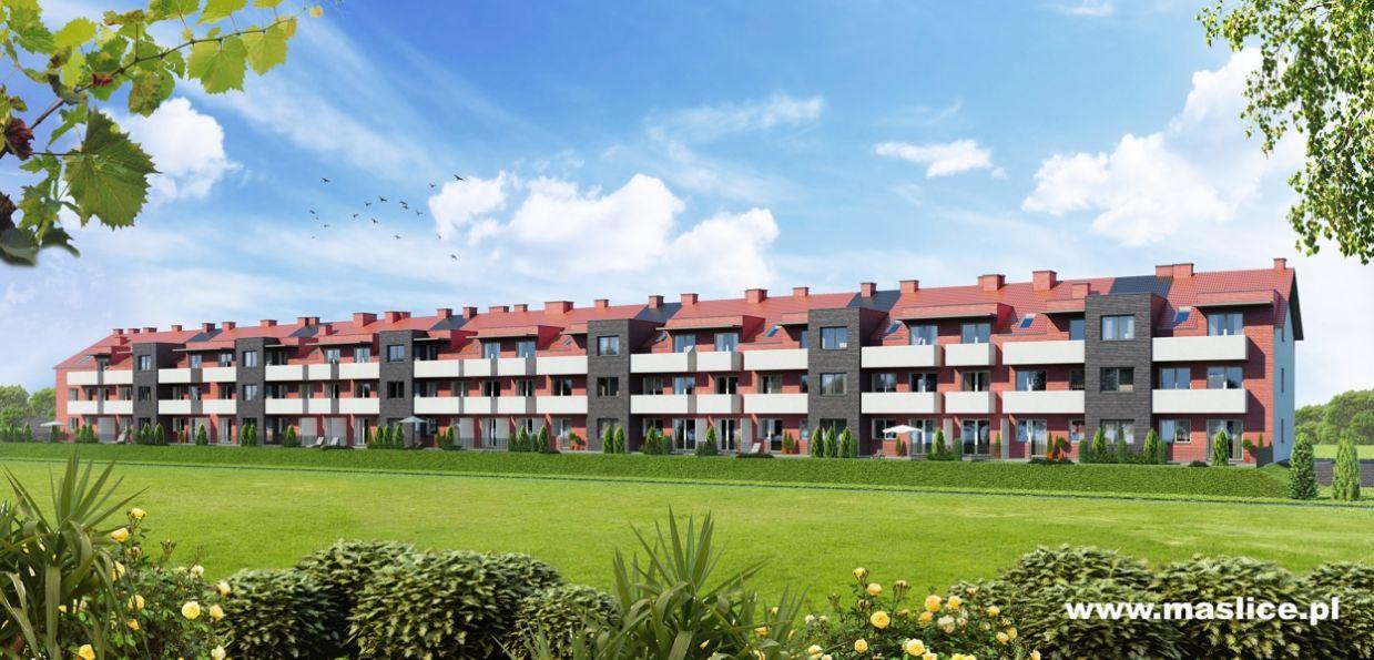 Nowe mieszkanie Wrocław 49.74m2, mieszkanie na sprzedaż