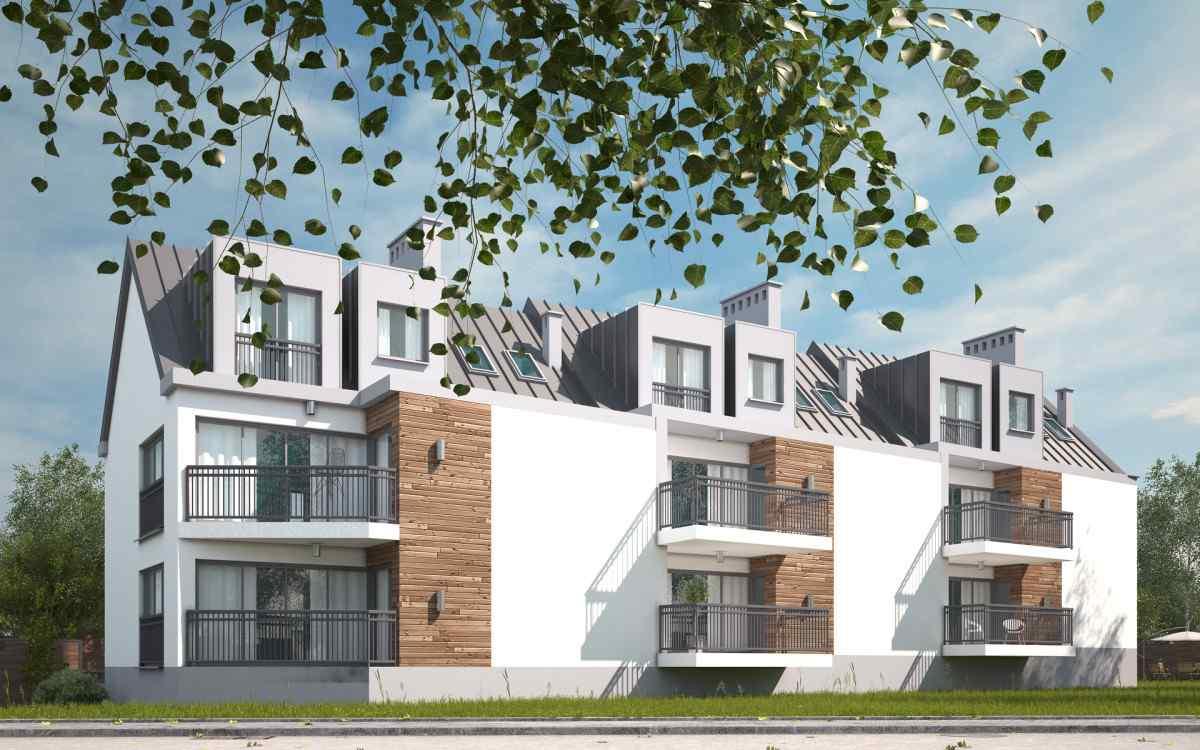 Apartamenty Unruga