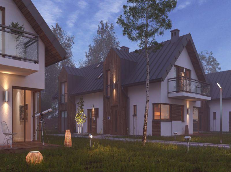 Nowy dom Kraków 106.07m2, dom na sprzedaż