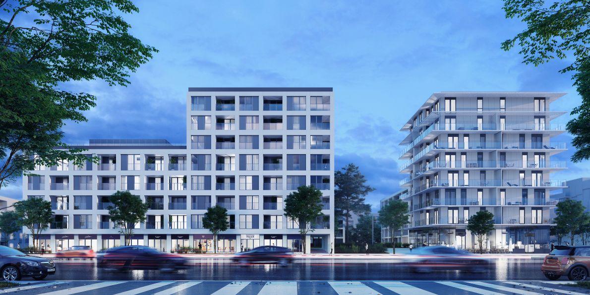 Nowe mieszkanie Wrocław 36.70m2, mieszkanie na sprzedaż