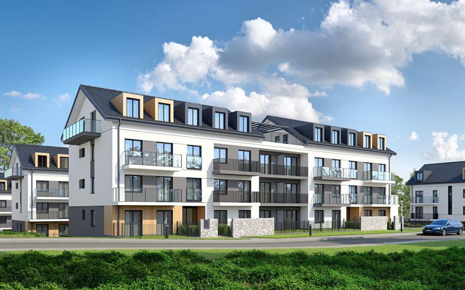 Nowe mieszkanie Kraków 65.55m2, mieszkanie na sprzedaż