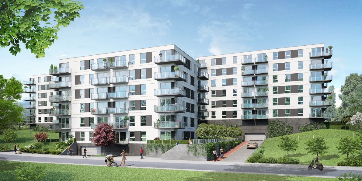 Nowe mieszkanie Kraków 48.20m2, mieszkanie na sprzedaż