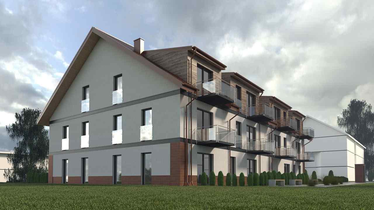 Nowe mieszkanie Wieliczka 35.67m2, mieszkanie na sprzedaż