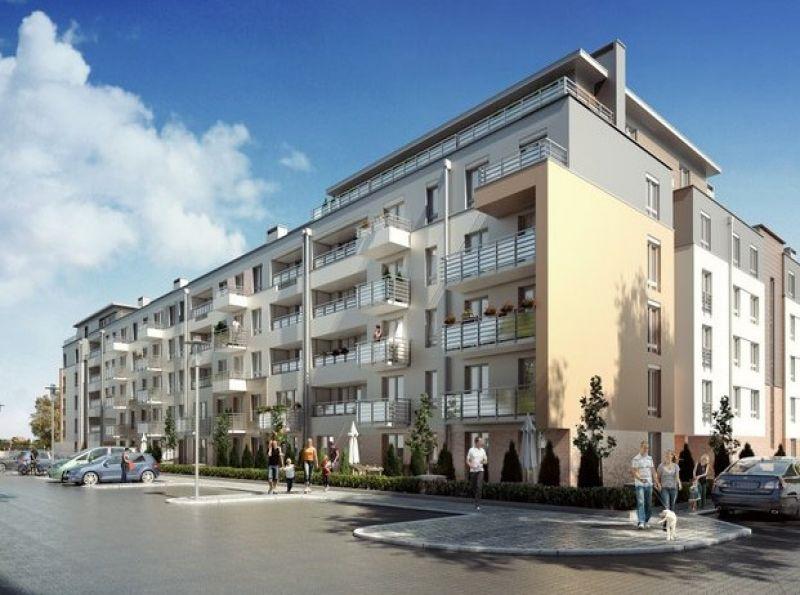 Nowe mieszkanie Szczecin 41.83m2, mieszkanie na sprzedaż