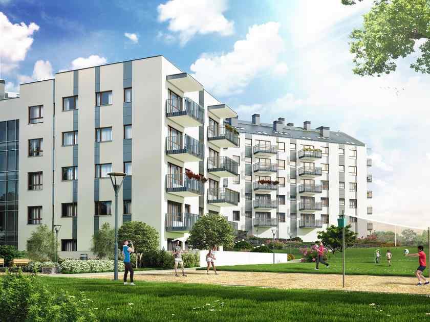 Nowe mieszkanie Olsztyn 66.12m2, mieszkanie na sprzedaż