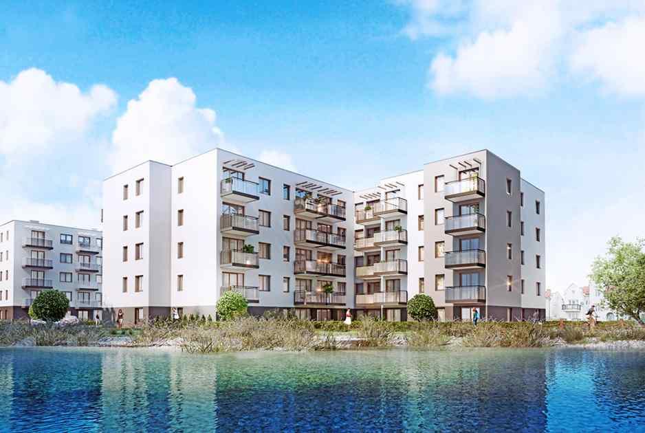 Nowe mieszkanie Kowale 41.30m2, mieszkanie na sprzedaż