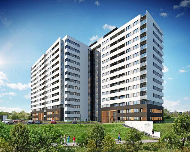 Nowe mieszkanie Gdańsk 52.84m2, mieszkanie na sprzedaż
