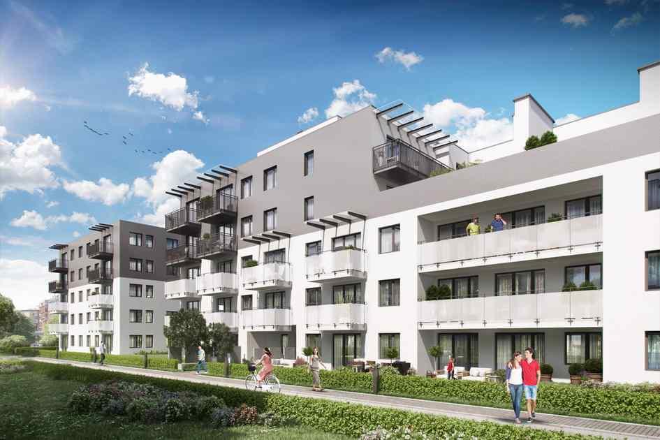 Nowe mieszkanie Ząbki 67.13m2, mieszkanie na sprzedaż
