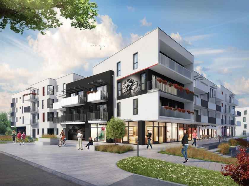 Nowe mieszkanie Gdańsk 57.21m2, mieszkanie na sprzedaż