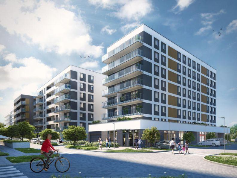 Nowe mieszkanie Warszawa 39.11m2, mieszkanie na sprzedaż