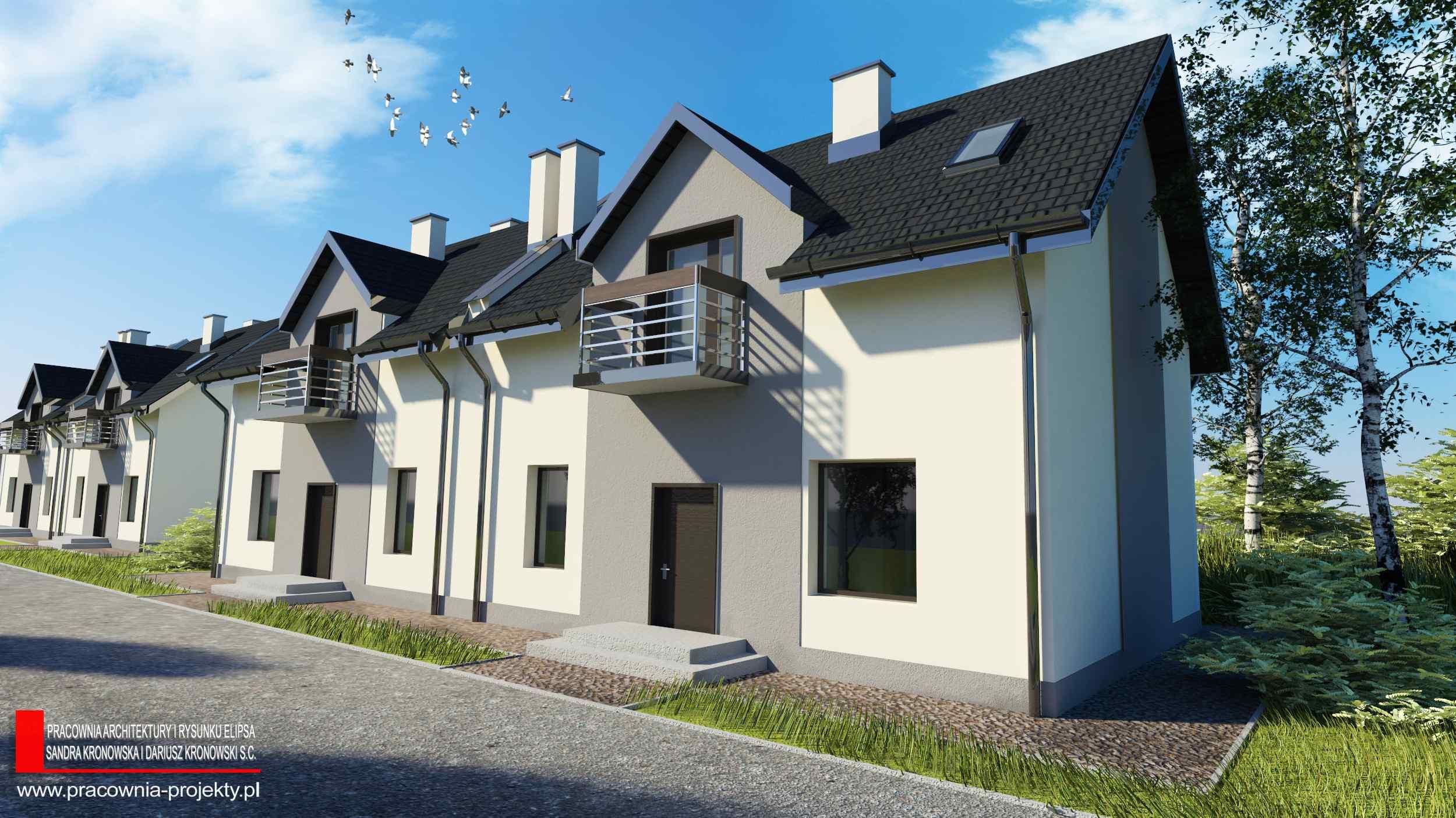 Nowy dom Zielonki 143.20m2, dom na sprzedaż