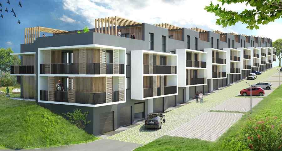 Nowe mieszkanie Dąbrowa Górnicza 71.35m2, mieszkanie na sprzedaż