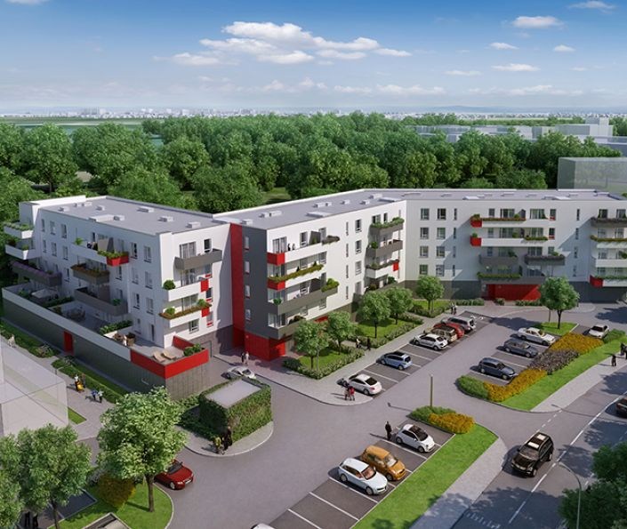 Nowe mieszkanie Wrocław 70.89m2, mieszkanie na sprzedaż