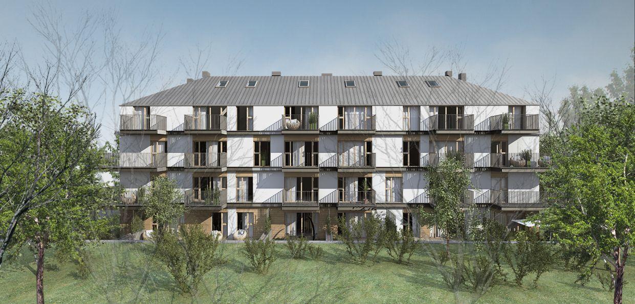 Nowe mieszkanie Kraków 55.10m2, mieszkanie na sprzedaż