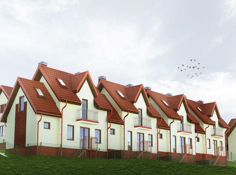 Nowy dom Wieliczka 129.91m2, dom na sprzedaż