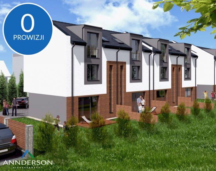 Nowy dom Kraków 98.79m2, dom na sprzedaż