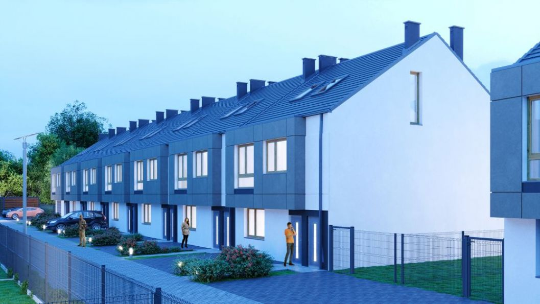 Nowe mieszkanie Kraków 61.51m2, mieszkanie na sprzedaż