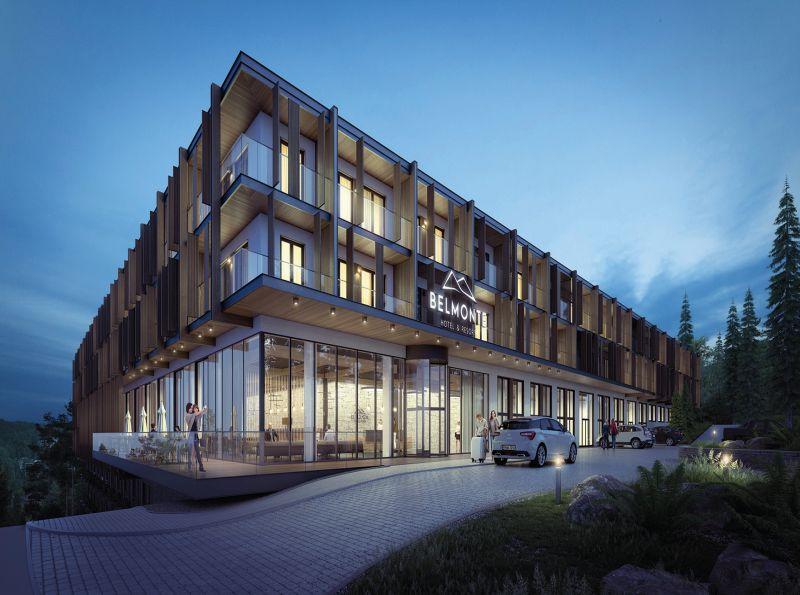 Nowe mieszkanie Krynica-Zdrój 28.71m2, mieszkanie na sprzedaż