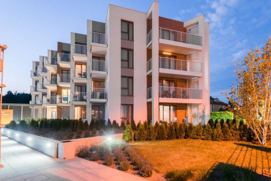 Nowe mieszkanie Kąty Rybackie 24.68m2, apartamenty