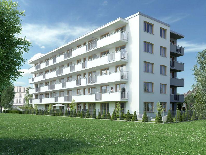 Nowe mieszkanie Kraków 46.24m2, mieszkanie na sprzedaż